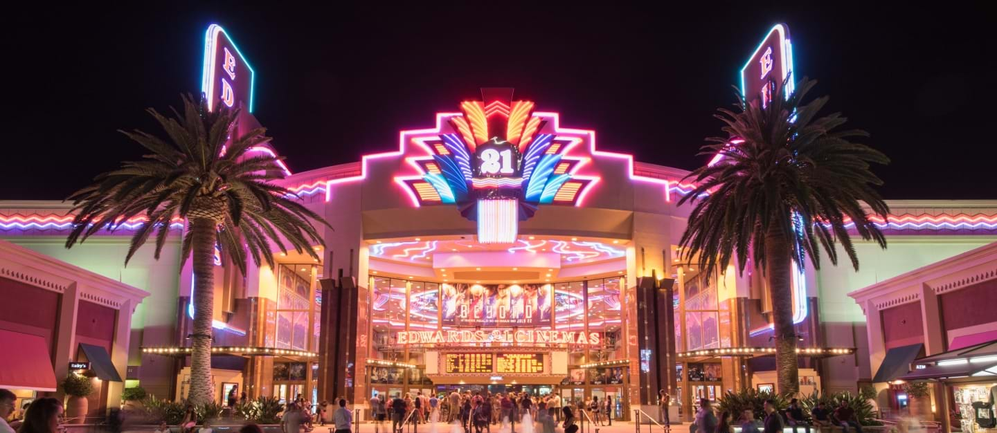 Edwards Theater at Irvine Spectrum Center