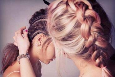 Hair Braiding at TONI&GUY Hairdressing