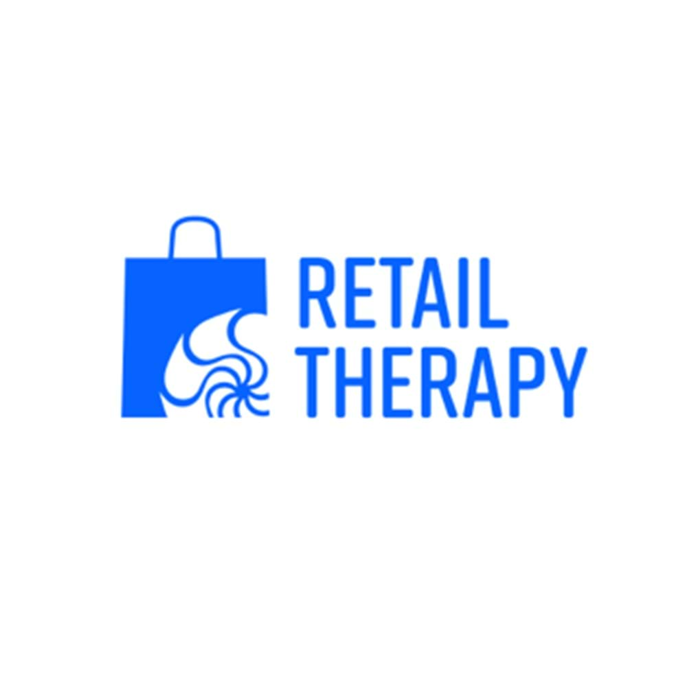 Retail Therapy mobile app logo