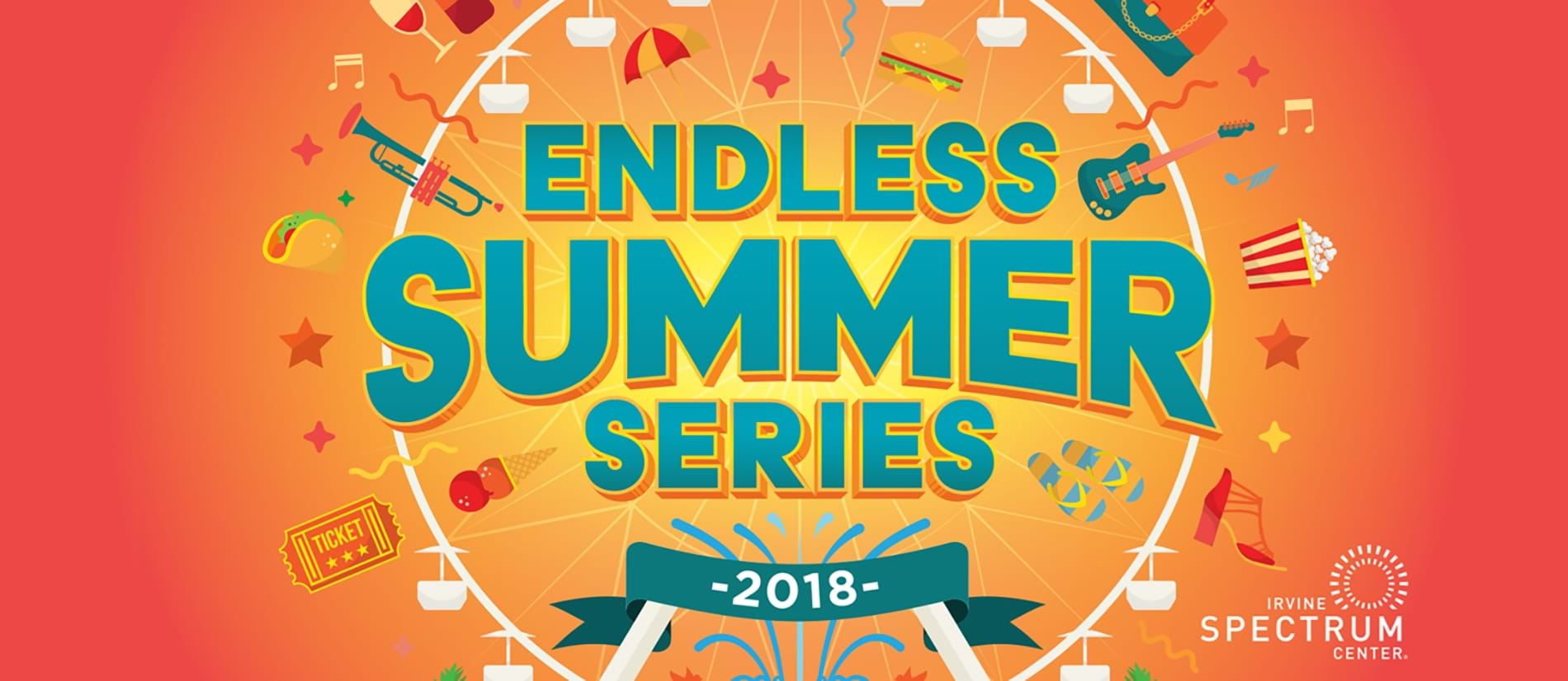 Endless Summer Series at Irvine Spectrum Center