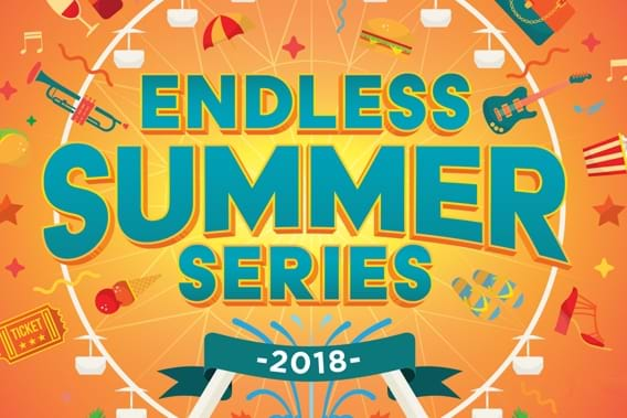 Endless Summer Series Kickoff Events