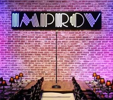 Buy Tickets at the Irvine Improv for a combination of A-list comedy, good food and cocktails.