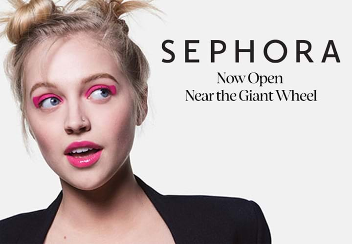 Sephora's Grand Opening Party