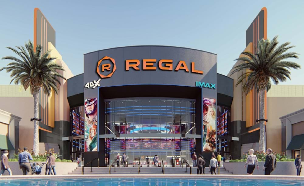Regal Irvine Spectrum ScreenX, 4DX, IMAX + RPX