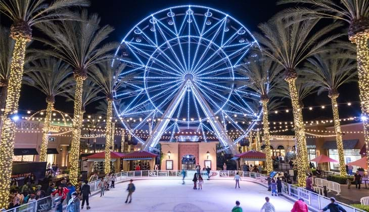 Irvine Spectrum Holiday Video
