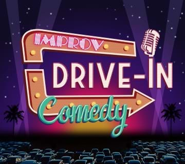 Improv Live Comedy Drive-In