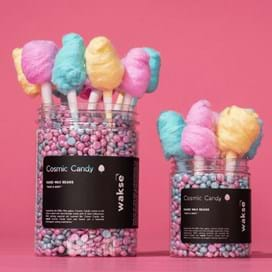 Cosmic Candy hard wax beans by Wakse